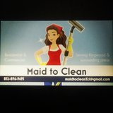 Maid to Clean in Houston, Texas