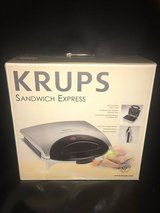 Krups Sandwich Express in Naperville, Illinois