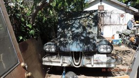 1959 Edsel Ranger 4DR Runs New tires in Travis AFB, California