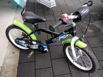 Bicycle for boy in Stuttgart, GE