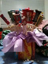 candy bar bouquets in Camp Pendleton, California