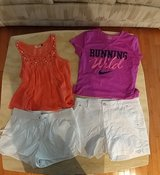 Ladies Shorts and Shirts in Bartlett, Illinois