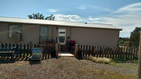 Manufactured Home on 2.5 Acres in Alamogordo, New Mexico