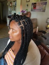 Box Braids in Camp Lejeune, North Carolina