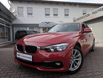 2017 BMW 320i in RED in Spangdahlem, Germany