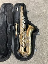 Tenor Sax Bundy II in Fort Campbell, Kentucky