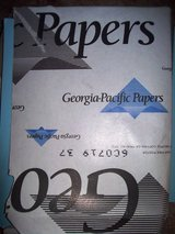 New Pack  Brand Blue Paper in Alamogordo, New Mexico