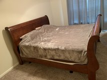 King Size Sleigh bed in Fort Campbell, Kentucky
