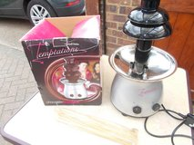 REDUCED Chocolate Fountain in Lakenheath, UK