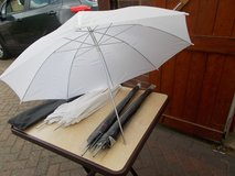 New Photography Reflectors / Parasols in Lakenheath, UK