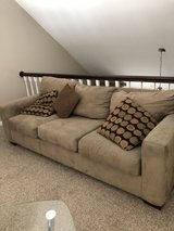 Couch pull out to full size in Naperville, Illinois