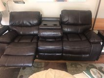 Brand New Couch and chair I am moving away in Glendale Heights, Illinois
