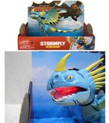 How To Train Your Dragon STORMFLY Action Dragons Deadly Nader New In Box Light Up Flame Attack in Kingwood, Texas