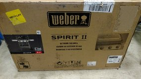 weber lp gas grill in Joliet, Illinois