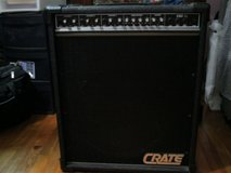 CRATE K80 XL Amplifier in Beaufort, South Carolina