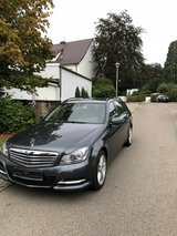 2014 Mercedes-Benz C 220 low miles in Stuttgart, GE