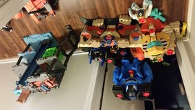 Imaginext toy lot and more in Conroe, Texas