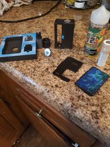 Vape box mod with rda/ squonk mod in Fort Campbell, Kentucky