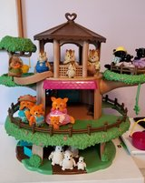 Kids Play Treehouse with character animals in Algonquin, Illinois