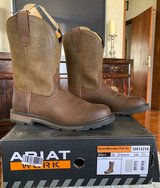 Ariat Ground Breaker 12D boots in Okinawa, Japan