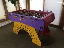 Foosball Table - good condition in St. Charles, Illinois
