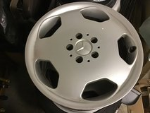 Mercedes Aluminum Rims 17inch in Ramstein, Germany