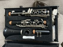 Vito Clarinet in Fort Campbell, Kentucky