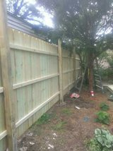 fence  installation,  deck repairs,  swing  set installation in Oswego, Illinois