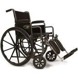 2 Almost New Wheelchairs in Alamogordo, New Mexico