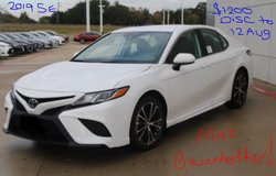 2019 Toyota Camry SE - Special to 12 Aug $1200+ DISC!!! + ALL Toyota Stock! in Spangdahlem, Germany