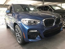 (BOOK YOUR TEST DRIVE) MY2019 BMW X3 xDrive 30i Special Discount over $10k savings!* in Ramstein, Germany