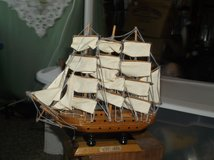 mayflower model ship in Alamogordo, New Mexico