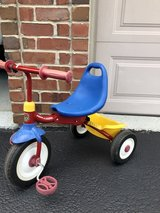 Tricycle in Sandwich, Illinois