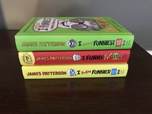 James Patterson- I Funny Books in Chicago, Illinois