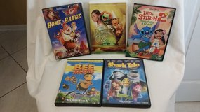 DVD - VARIOUS - CHILDREN - PG RATED in Batavia, Illinois