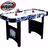 Home Ice Hockey LED Scorrer 48'' Air Powered Hockey Table NEW IN BOX in 29 Palms, California