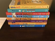 Big Nate Books in Westmont, Illinois