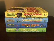 James Patterson Middle School Books in Chicago, Illinois