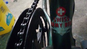 MO-93/Swiss Army Military Mountain Bike. in Houston, Texas