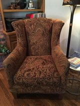 Wing Back Chair (#1) in Oswego, Illinois