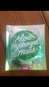 PiNK hydrogel Mask Aloe in Okinawa, Japan