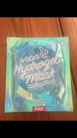 "PiNK hydrogel Mask ! ""Water"" in Okinawa, Japan"