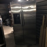 stainless steel fridge in Houston, Texas