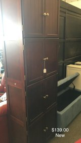 8 Door Cabinet (New) in Fort Leonard Wood, Missouri
