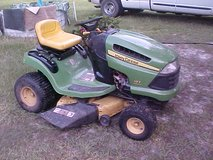 John Deere Riding Mower in Moody AFB, Georgia