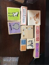 Lot of 25+ new stamps in Kingwood, Texas