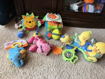 Lot of baby toys in Kingwood, Texas