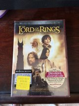NIP Lord of the Rings: The Two Towers DVD in Kingwood, Texas
