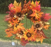 Fall Wreath in Elizabethtown, Kentucky
