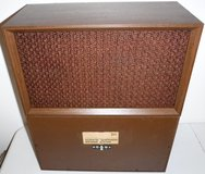 Vintage Early 60s 2 Utah Acoustic Suspension Bookshelf Speaker Set in Chicago, Illinois